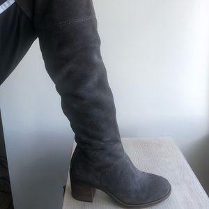 Lucky Brand Knee Boots